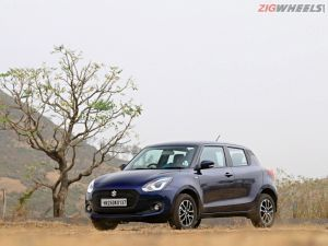 Maruti Swift AMT Now Available In Z Variants