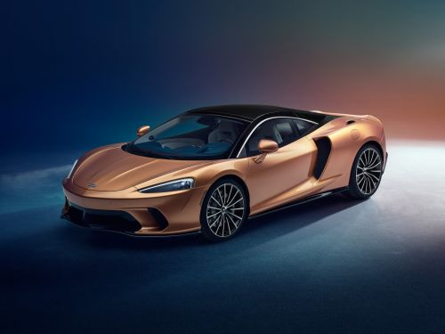 McLaren GT Revealed As The Most Practical Supercar Packing 620 HP