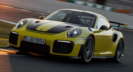 Porsche 911 GT2 RS Further Detailed In 59 Images - And A Video