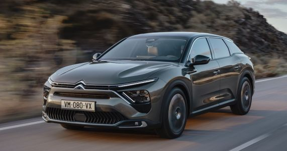 The Citroen C5 X Is An Estate, Saloon And Crossover All At Once