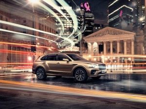 Bentley Bentayga Facelift Adds Plug-In-Hybrid Engine For European Markets