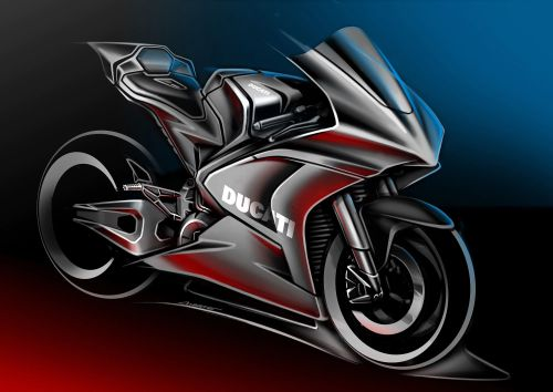 Ducati Supplies Electric Motorcycles to MotoE World Cup