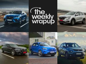 Top Car News This Week Mercedes-Benz S-Class CKD Jaguar F-Pace SVR Facelifted Lexus ES Launched Skoda Sedan Name MG Astor Launch Date And More