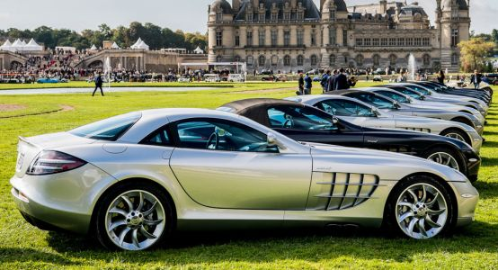 Own A Mercedes-Benz SLR McLaren? Join The Club