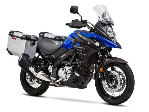 2020 Suzuki V-Strom 650XT Adventure First Look Preview