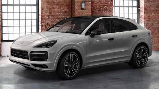Porsche Exclusive Manufaktur Give New Cayenne Coupe Stylish Looks