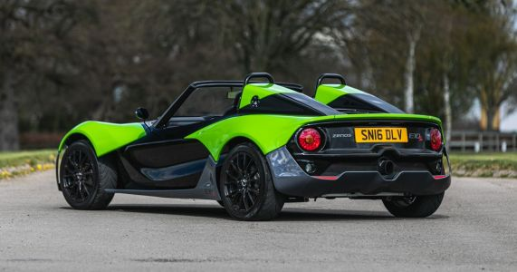 The Obscure, Short-Lived Zenos E10 S Could Be Yours For As Little As £15k