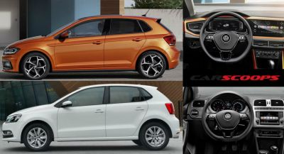New Vs Old VW Polo: Can You Tell What Changed?