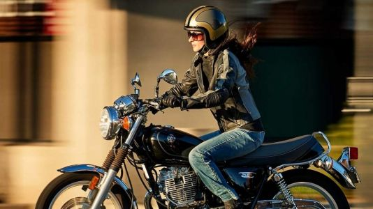 One in Five Motorcyclists Are Now Women