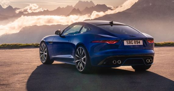 No V6, No Guilt: Why The Jaguar F-Type Is More Appealing Without It