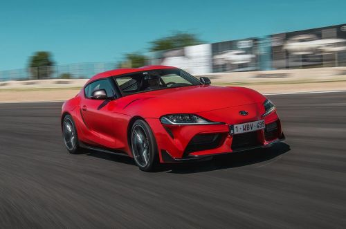 M3-Engined Toyota Supra is Possible but Not Likely
