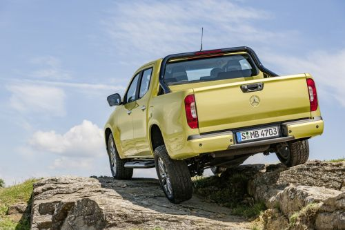 Mercedes X-Class To Be Axed Says New Report