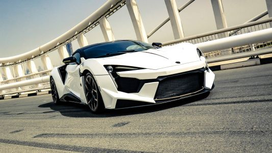 5 Fenyr SuperSport Launch Editions Purchased by Japanese Businessman