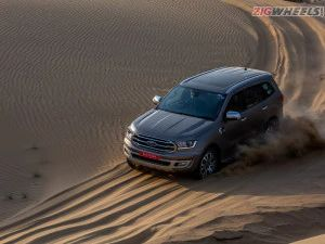 Ford Endeavour Gets More Expensive Prices Hiked By Upto Rs 12 Lakh