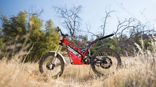 Inside The Oset 24.0R Electric Trials Motorcycle
