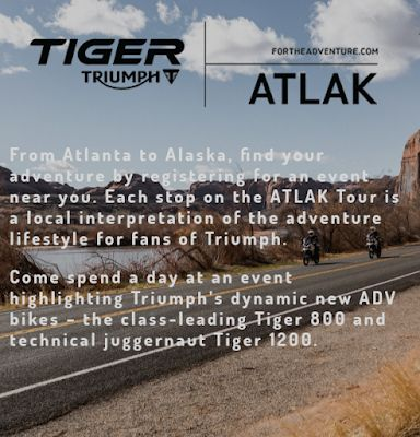 Triumph ATLAK Meet Up