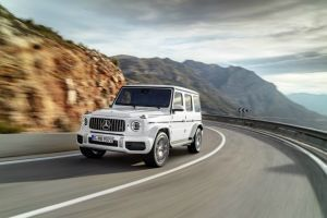 Mercedes-AMG G63 585PS Super-SUV Priced At Rs 219 Crore