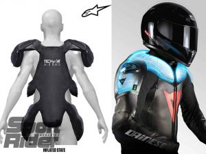 Alpinestars and Dainese in airbag patent infringement dispute