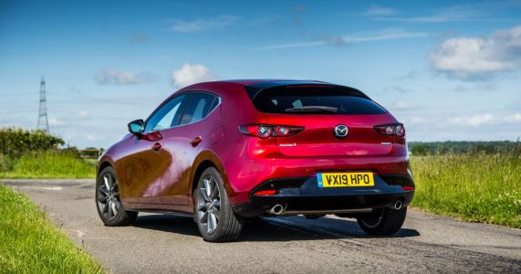 Mazda Could Make A 3 Hot Hatch, But it Isn't Going To