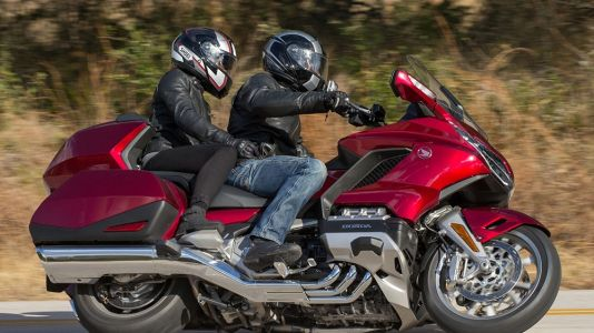 Honda's 2018 Gold Wing Tour Is Passenger Approved