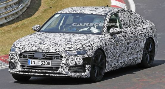 Audi Sport Boss Confirms Electrified Model Coming By The End Of 2020