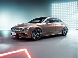 Mercedes-Benz A-Class L Sedan Breaks Cover Looks Perfect For India