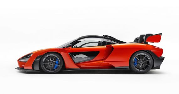 The 789bhp McLaren Senna Doesn't Give A Damn About Anything Other Than Lap Times