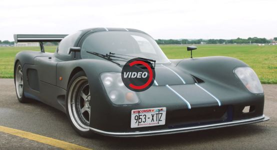 This Ultima GTR Has 750HP And Mercury Boat Engine Tech