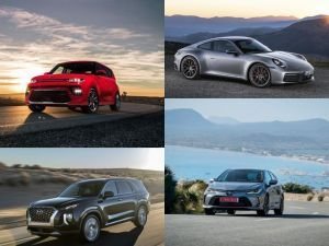 Before 2019 LA Auto Show Heres A Look At The Cars That Made Some Noise At Last Years Edition