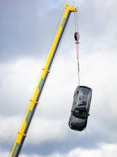 Volvo Takes An Extra Leap Quite Literally To Improve Rescue Services Training