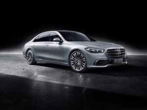 2021 Mercedes-Benz S-Class Launched In India At Rs 217 Crore