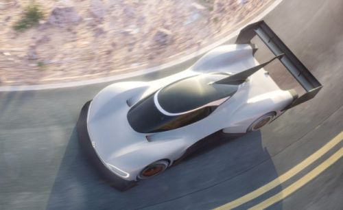 Volkswagen I.D. R Electric Racer to Tackle Pikes Peak Hill Climb