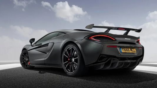 McLaren Now Offer MSO Defined High Downforce Kit For Your 570S