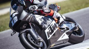 Motorex Technical Partner of the KTM MotoGP Project
