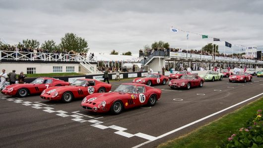 This Goodwood Revival Race Has A Value Of R3.7 Billion