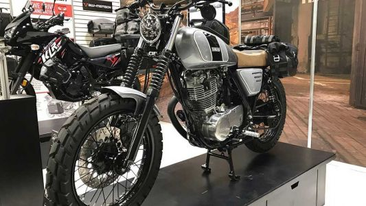 Radical Custom Motorcycles from the 2017 AIMExpo in Ohio
