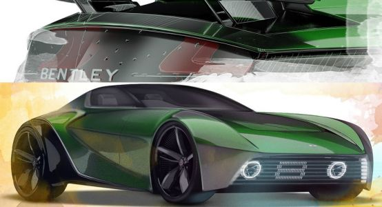 Bentley Birkin EV Is A Futuristic Coupe That Pays Homage To The 1920s