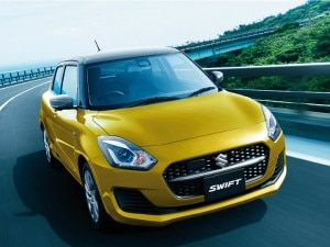 Maruti Suzuki Swift Facelift Spied Testing In India Could Launch In February