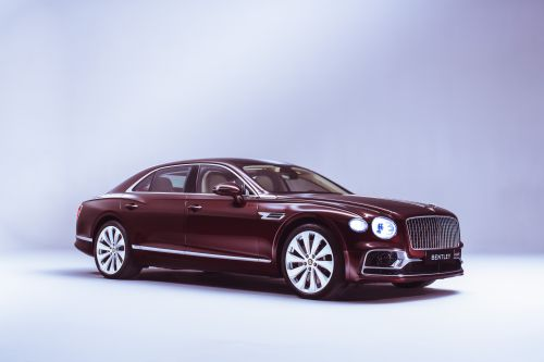 Bentley's New Flying Spur Is The Fastest Production Sedan Ever Built