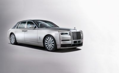 Rolls-Royce Lifts the Veil on Its Eighth-Generation Phantom