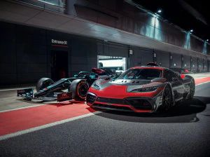Mercedes-AMG Project One Hybrid Hypercar Close To Production Deliveries To Begin In 2021
