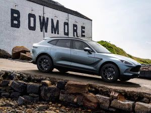 Aston Martin DBX Bowmore Edition An Exclusive DBX With A Royal Experience