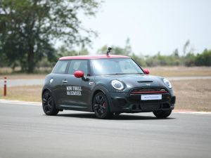 Mini John Cooper Works First Drive Review