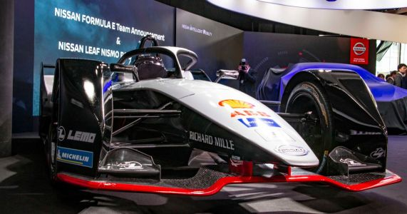 Why Is Shell Sponsoring A Formula E Team?