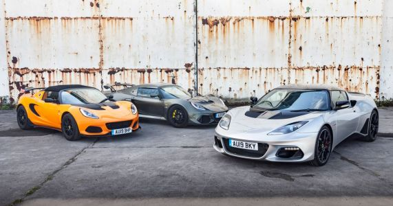 Lotus Will Finally End Elise, Exige And Evora Production This Year
