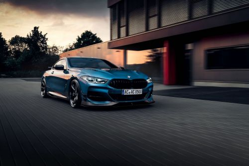 AC Schnitzer Tuned BMW M850i Looks Angry and Packs 620 HP