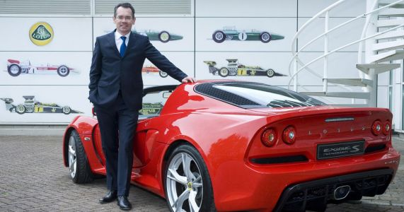 The Lotus CEO Was Caught At 102mph. But Escaped Penalty Points