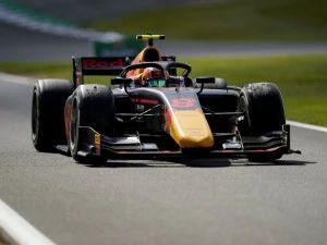 Jehan Daruvala Finishes 9th In F2 Round Five Sprint Race