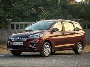 Maruti Suzuki Ertiga BS6 Diesel Spied On Test Could Be Launched In India