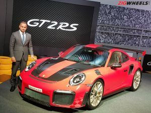 Nurburgring-Conquering Porsche 911 GT2 RS Launched In India